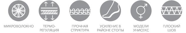 0401 LUX - Компрессионные гольфы Tonus Elast 0401 LUX II к.к.