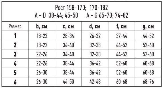 1414 - Компрессионные чулки для беременных Tonus Elast 0403 Hospital (без мыска)