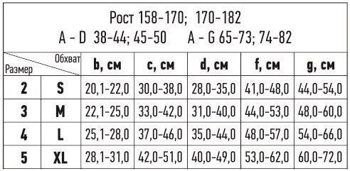 1616 - Чулки медицинские эластичные компрессионные, без мыска, универсальные, Elast 0403 LUX