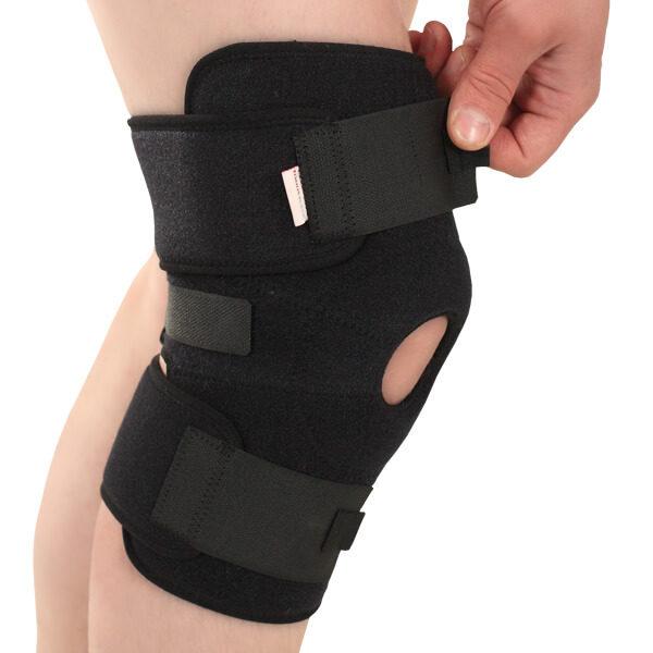 5 2 600x600 - Повязка медицинская эластичная из неопрена (ортез) для фиксации коленного сустава Elast 9903 Lux